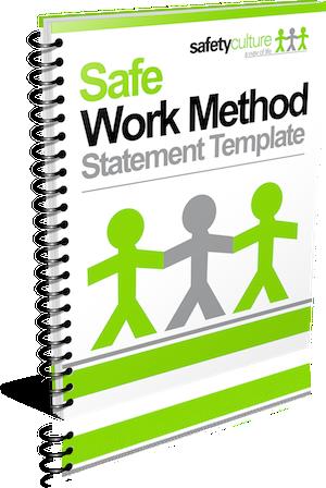 safe work procedure template